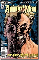 P00004 - Animal Man #4 - The Hunt,
