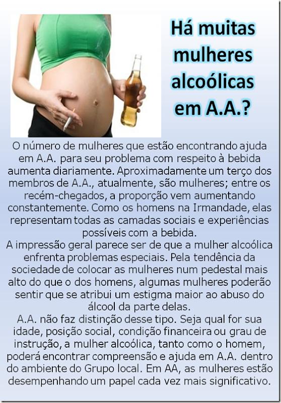 Alcoolismo feminino