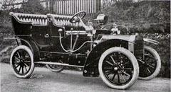 Vauxhall 1906 12-16 HP