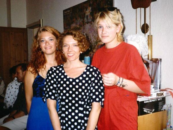 Dengang var vi så unge - 1992