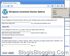 Wordpress Comment Notifier Extension Google Chrome