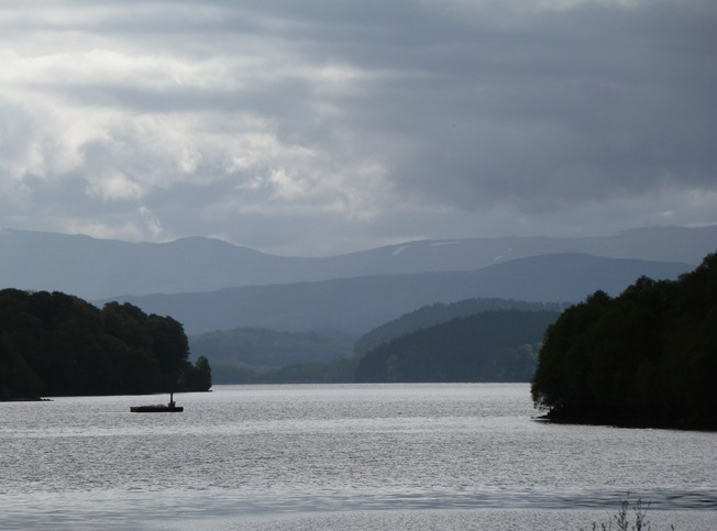 PHIL'S PICTURE: LOCH GARRY