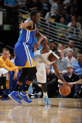 wearing brons nba lebron10 id draymond green 21 Wearing Brons: 2013 NBA Playoffs Round One Recap (LeBron X)