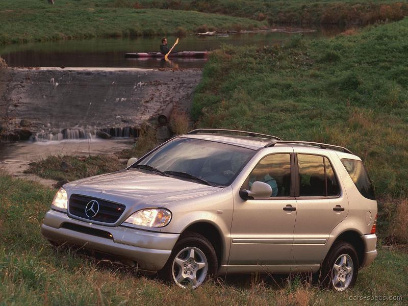 1998 mercedes benz m class suv specifications pictures for Ml320 mercedes benz 1998
