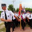 2013-07-28 - uroczystość przekazania samochodu ratowniczo - gaśniczego dla OSP w Wiązownicy Dużej