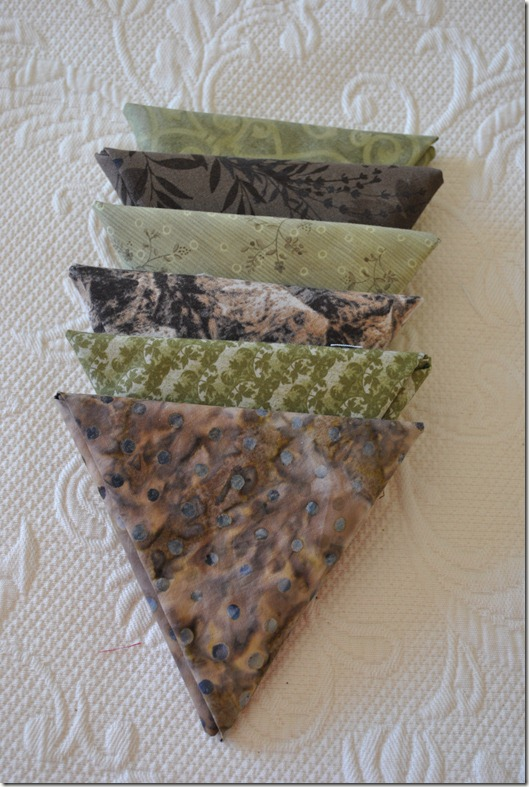 Fat Quarters from Quilter's Dream 001