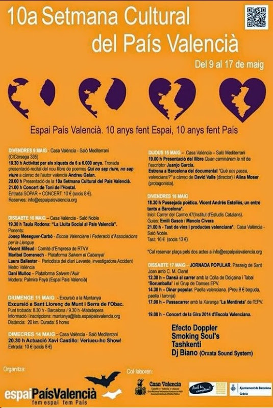 10ena setmana culturala PV