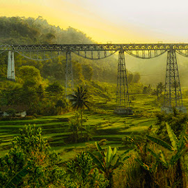 116 km Cipularang West Java by Syarif Rohimi - Transportation Railway Tracks (  )