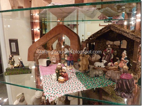 handmade decorations nativities and ornaments (28)