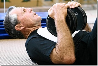 gary player sit ups