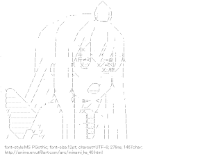 [AA]Minami Chiaki (Minami-ke)