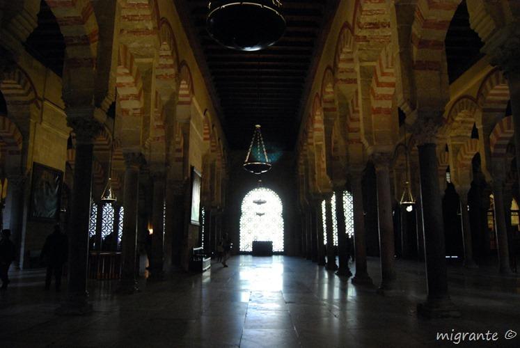 hacia la luz - mezquita de córdoba