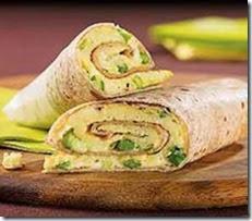 asparagusomelettewrap