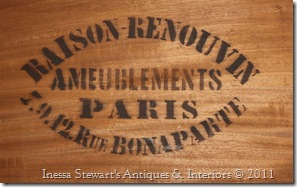 Parisian French Antiques