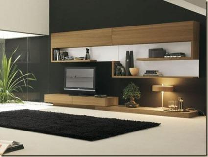 Salas Modernas Minimalistas 2