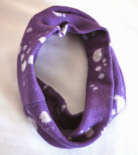 Tie Dyed Cotton Head Band