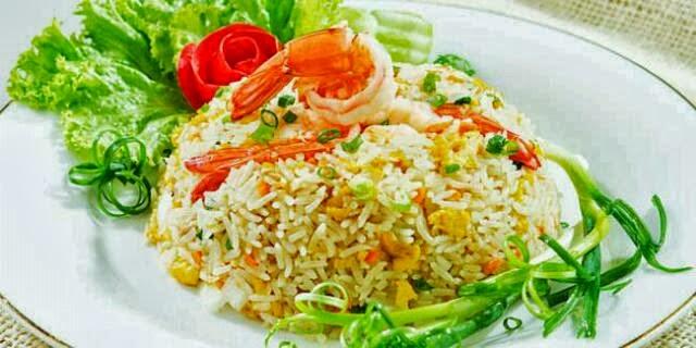 resep nasi goreng udang jagung manis