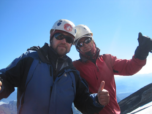 Our guides, Jason and Christian.