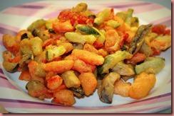 Tempura De Verduras - Maheso