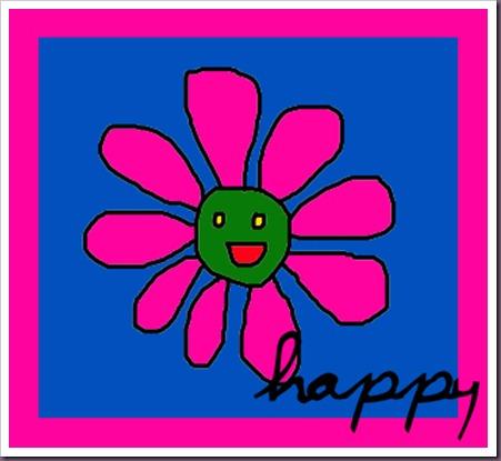 blomma-glad