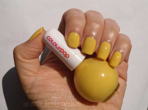 12-newlook-colour-pop-collection-nail-polishes-yellow-pistachio-review
