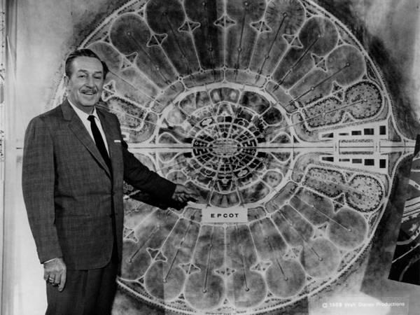 10- Walt Disney planejou sua própria cidade