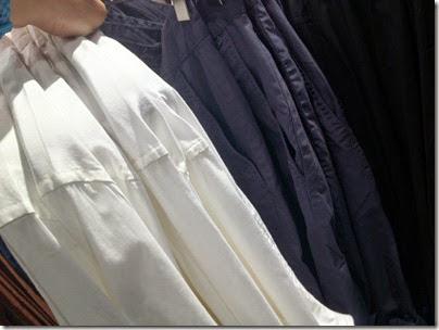 bershka navy blue shorts