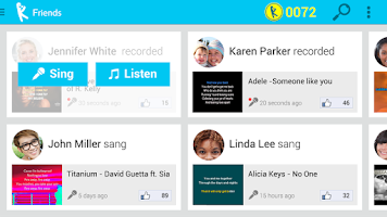 Screenshot of Karaoke Sing & Record