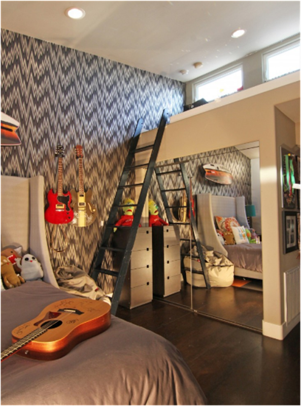 10 Cool Dorm Rooms for Boys8