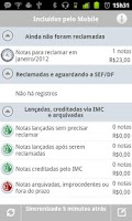 Screenshot of Integra Nota Legal