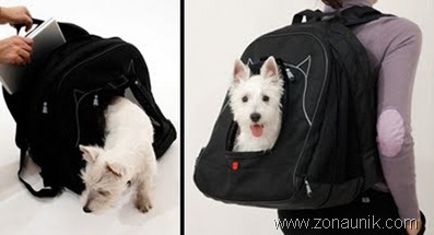 Tas rumah anjing