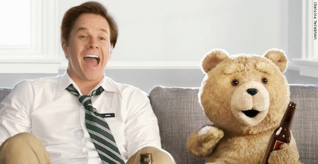 Mark-Wahlberg-Talks-Ted-2 so 9dades-Plot