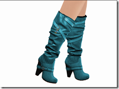 !!4D Shoes - Boots JIL multicolor  with Jewellery_007