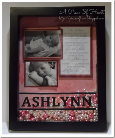 Baby Dedication Shadow Box Frame-WM_Square 1 Masterpiece_apieceofheartblog