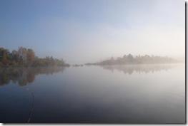 Dimma på sjön (k)