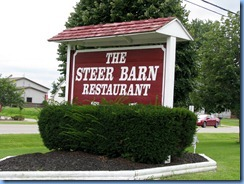 3815 Ohio -Upper Sandusky, OH - Lincoln Highway (County Road 330)(Wyandot Ave) - Steer Barn Restaurant