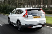 Honda Goes For Quot Eye Catching Quot With New Cr V Black And