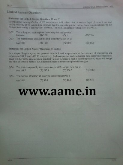 GATE-2013-Question-Paper-Mechanical-Engineering-ME-11-R