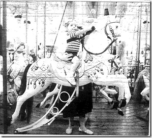 Boy on Carousel 1994