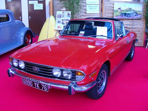 TRIUMPH STAG Cabriolet 4