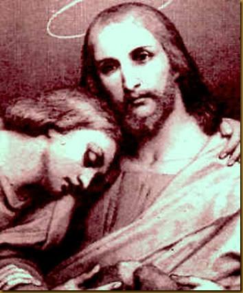 JESUS Y SAN JUAN EVANGELISTA