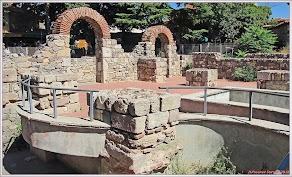 Руины базилики. Созополь. Болгария. www.timeteka.ru