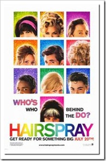 3 Hairspray Movie Poster