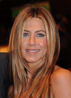 Jennifer Aniston Amazing Long Haircut