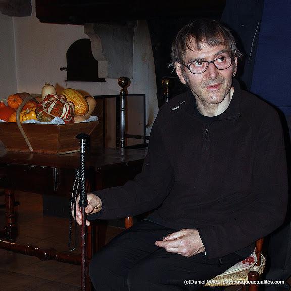 Didier Rouget euskaldun