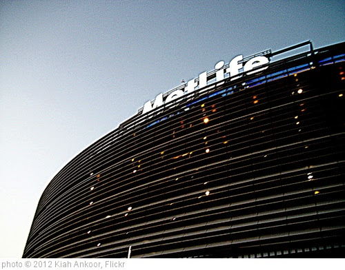 'METLIFE STADIUM' photo (c) 2012, Kiah Ankoor - license: https://creativecommons.org/licenses/by/2.0/