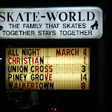 WBFJ Christian Skate Night - SkateWorld - Kernersville - 3-1-11