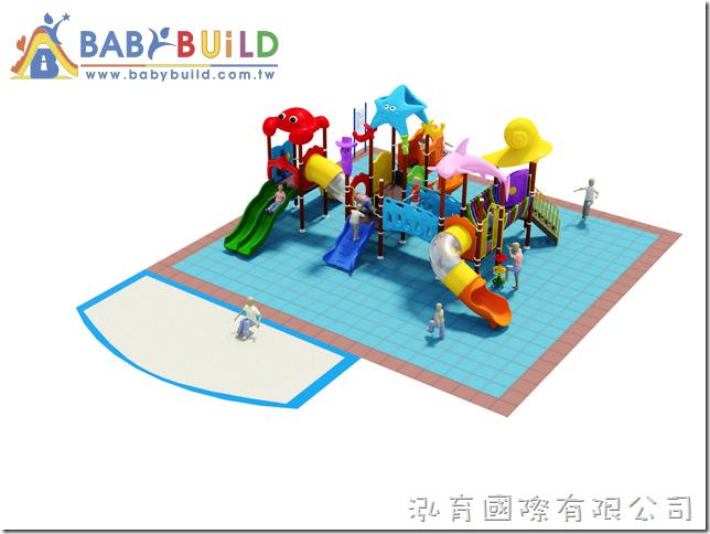 BabyBuild 戶外沙坑遊具規劃