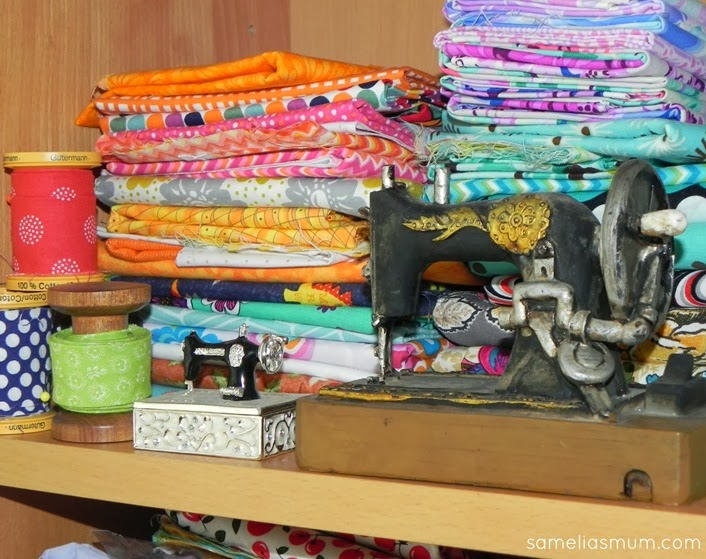 Samelia's Mum  My Sewing Machines