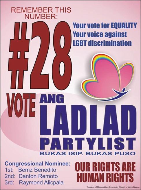 Vote Ladlad